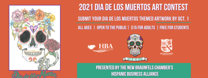 The 2021 Dia de los Muertos Art Contest is Open to the Public