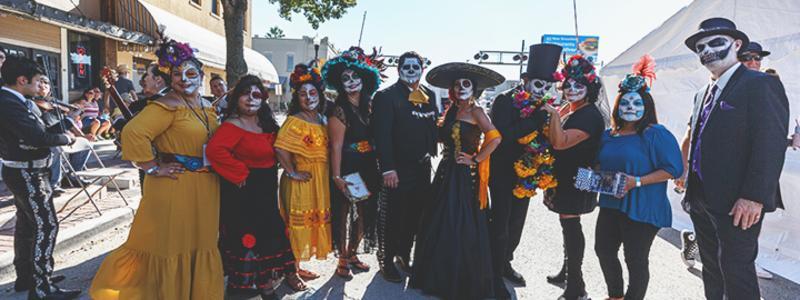 DDLM Dia de los Muertos
