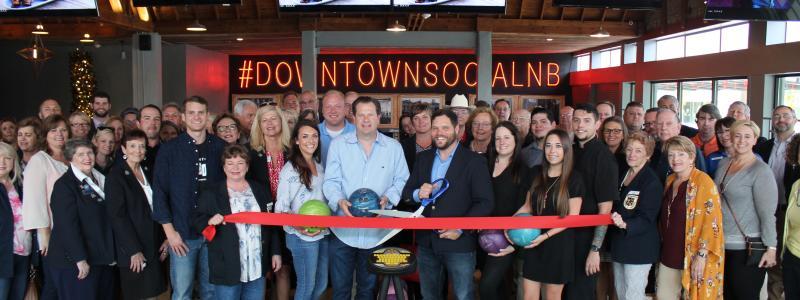 Ribbon Cutting: Downtown Social