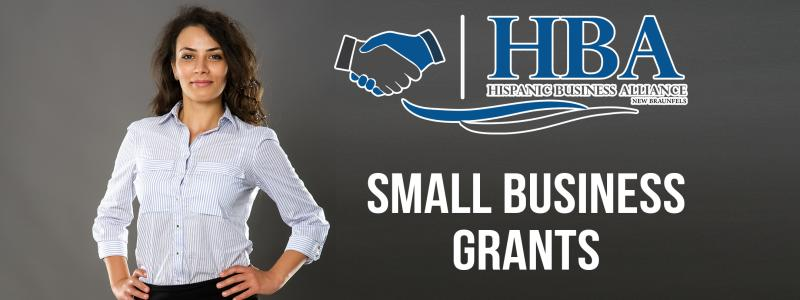 HBA small business grants