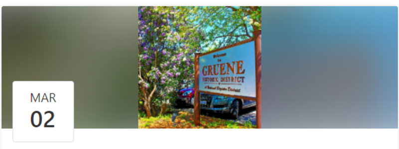 Independence Day in Gruene Historic District