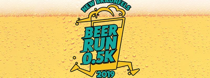 Jaycees beer run 2019
