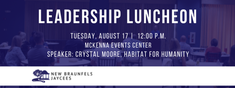 Jaycees August lunch