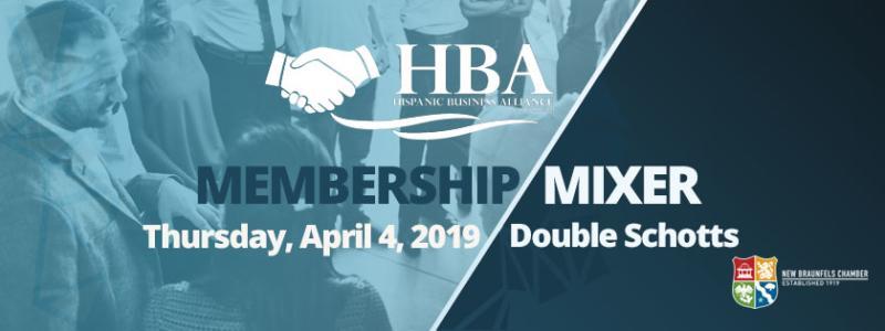 HBA Mixer April 2019