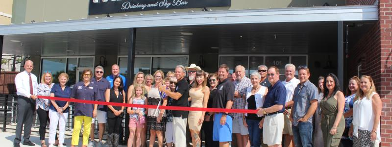 Ribbon Cutting - Pale Horse Drinkery & Sky Bar