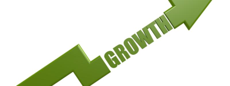 positive growth