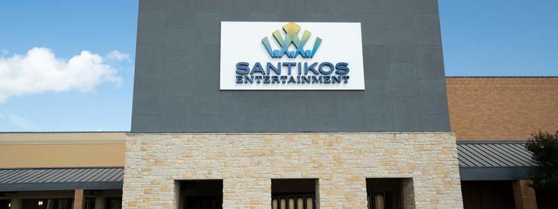 Santikos Theater, Photo by Santikos