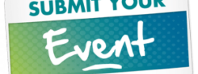 Submit Your Event Online