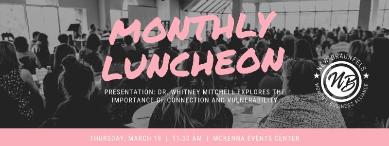 WBA Luncheon March 2020