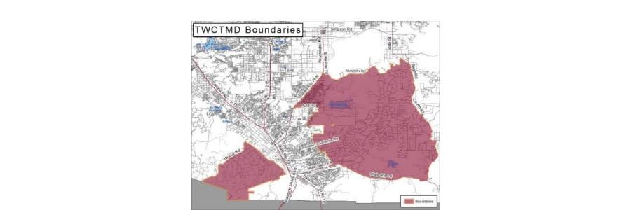 TWCTMD Boundaries