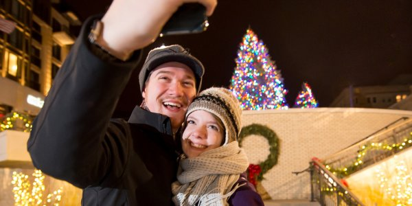 Holiday Happenings Itinerary