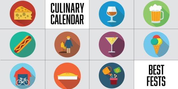 Culinary Calendar