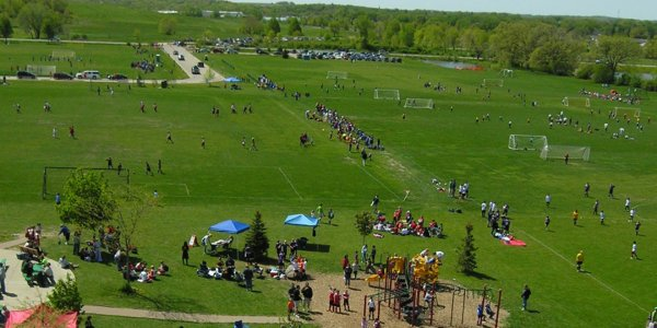 Madison Sports Venues :: Reddan Soccer Field