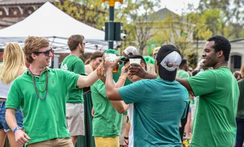 Sláinte! A Guide To Columbia SC's St. Pat's in Five Points