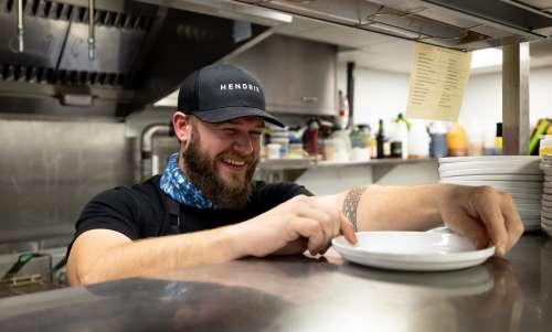 Chef Frank Bradley
