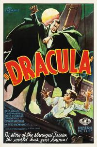 dracula PAC movie poster