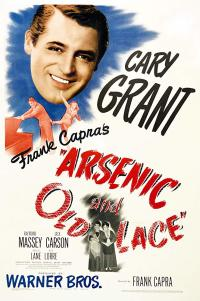 arsenic and old lace PAC movie poster