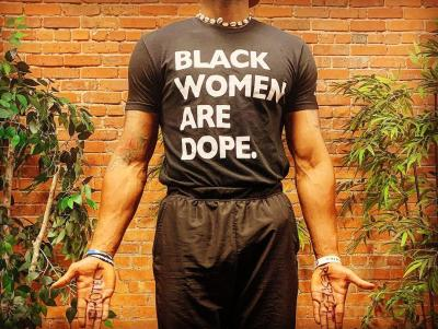 Everydaye Yoga - Black Women Are Dope