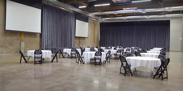 Venue 252 Distanced Tables