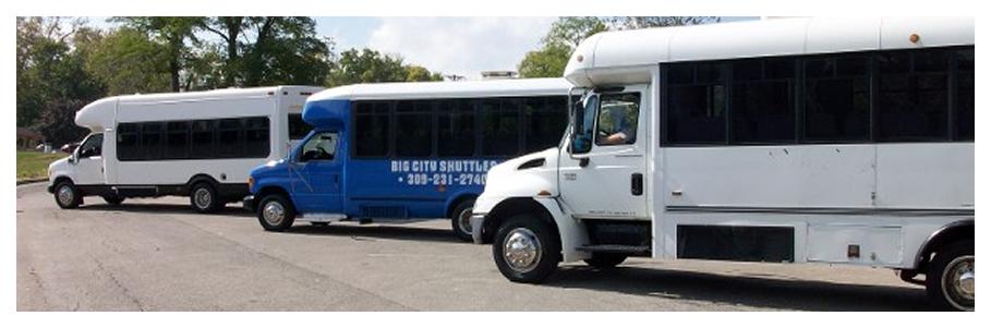 Big City Shuttle Buses