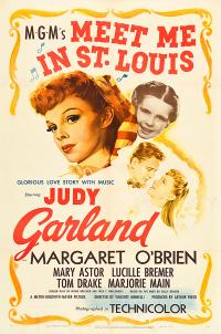 meet me in st louis PAC movie poster