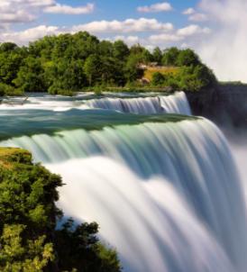 Niagara falls-  Stock