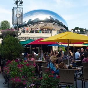 Park Grill at Millennium Park ©Adam Alexander Photography