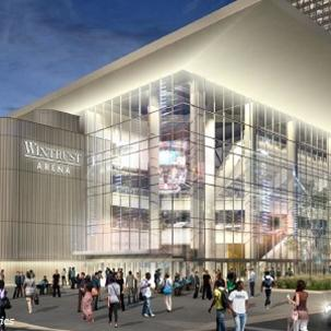 Wintrust Arena Rendering