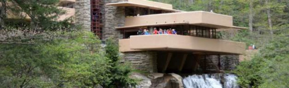Fallingwater Man-Made Marvel