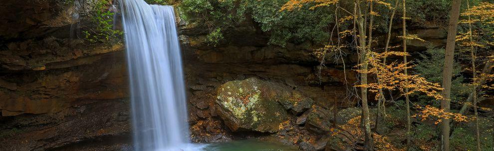Linda Seanor Cucumber Falls