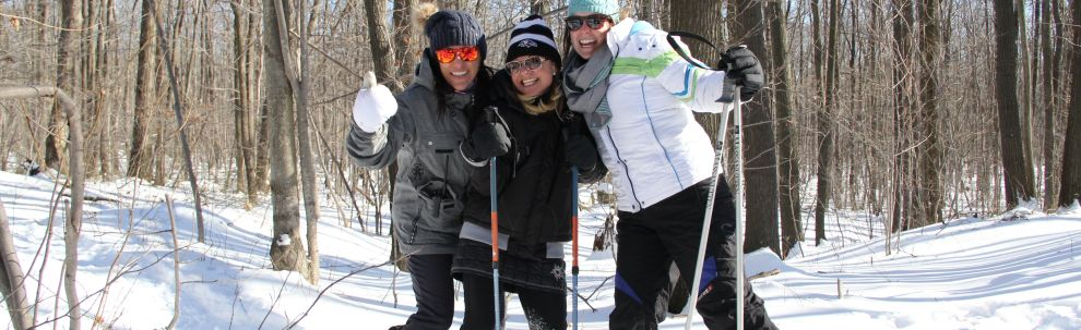 Snowshoeing Tours at Seven Springs