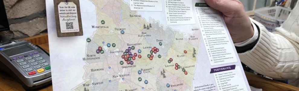 Westmoreland Heritage Debuts New Exploration Map and Collectibles