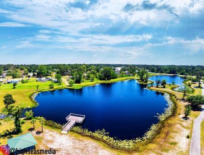 Buck Griffin Lake Park