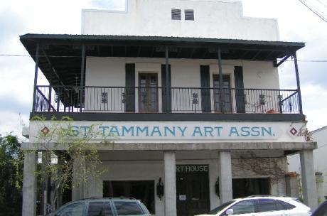 St. Tammany Art Association