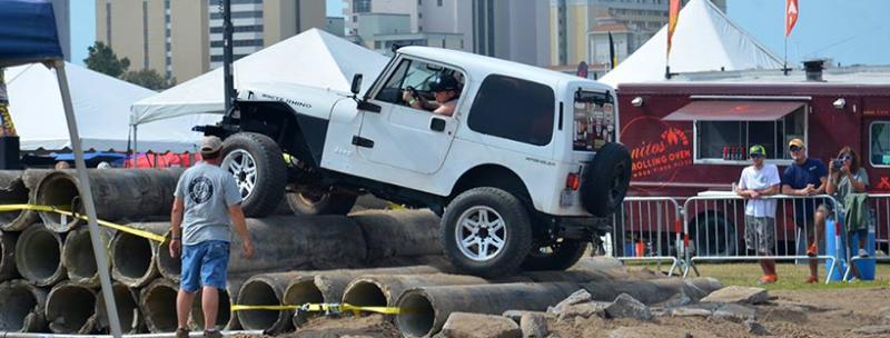 Jeep Jam 2019