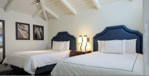 Hotel Pacific Premier Suite Double