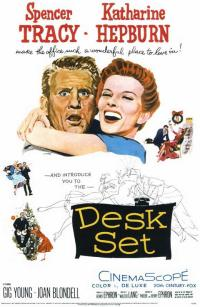 desk set PAC movie