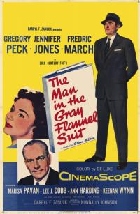the man in the gray flannel suit PAC movie poster