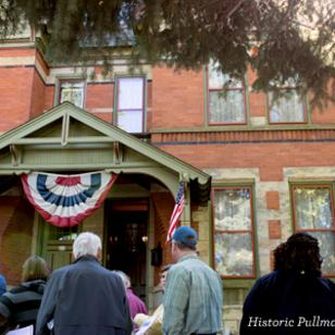 Historic Pullman House Tour Chicago