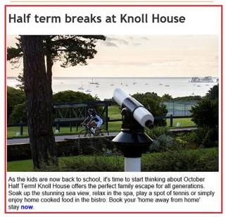 E-newsletters from Visit Dorset