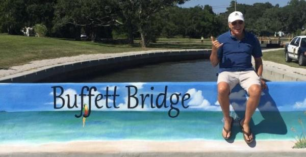 Buffett Bridge in Pascagoula