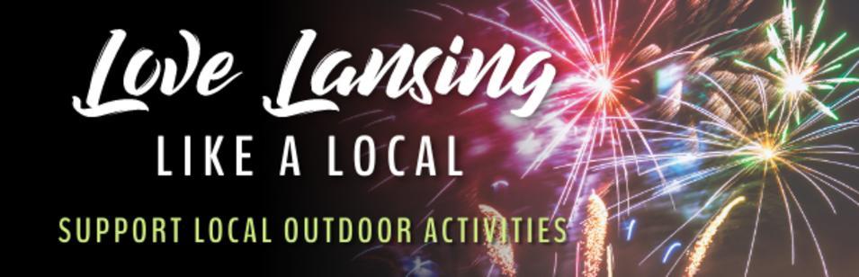 Love Lansing Outdoor Activities