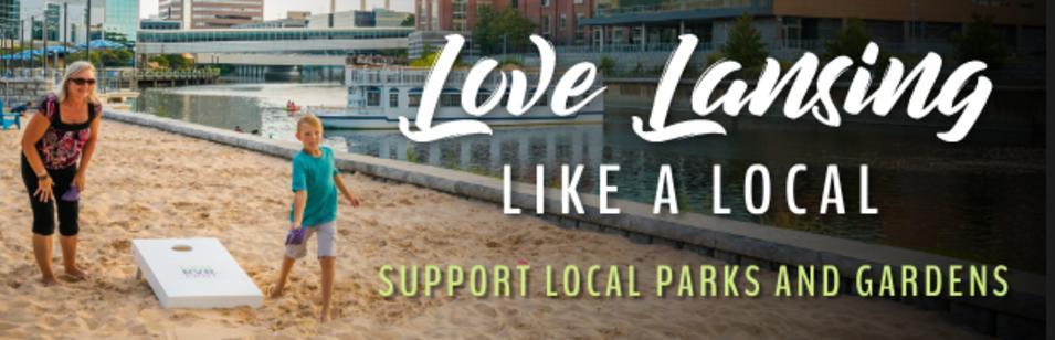 Love Lansing Parks