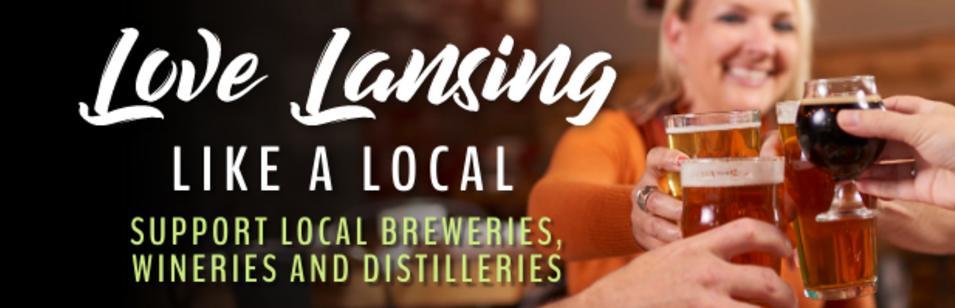 Love Lansing Breweries, Wineries & Distilleries
