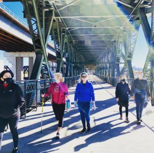 Urban Hikes Kansas City