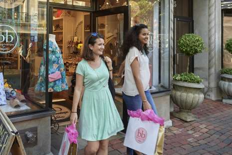 db1251a61f Shop King Street If you're looking for a shopping district in the DC area  with panache and authentic charm, Old Town Alexandria's historic King  Street can't ...