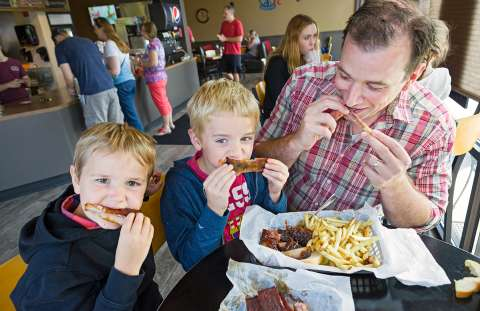 Father's Day Activities in Overland Park