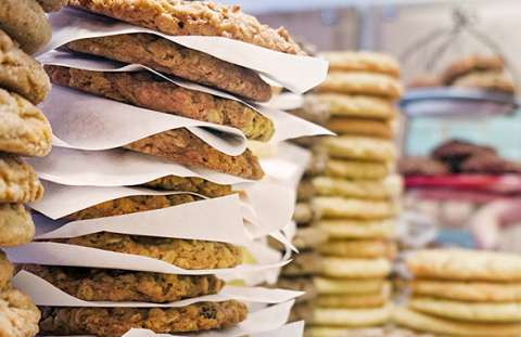 Cookies from The Upper Crust Overland Park