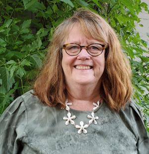 Head shot of Mary Ann Mahoney