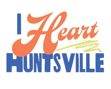 I Heart Huntsville badge - 2021